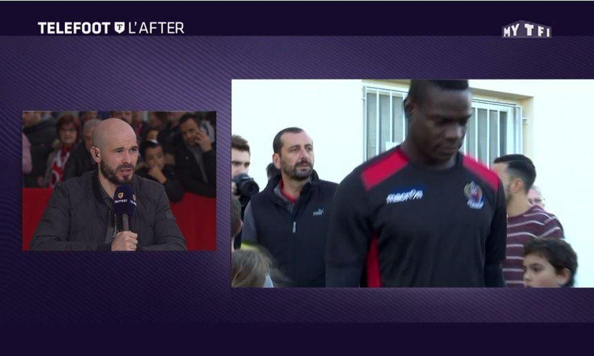 """Téléfoot, l'After - Jallet sur Balotelli : """"Je l'ai toujours vu bosseur"""""""
