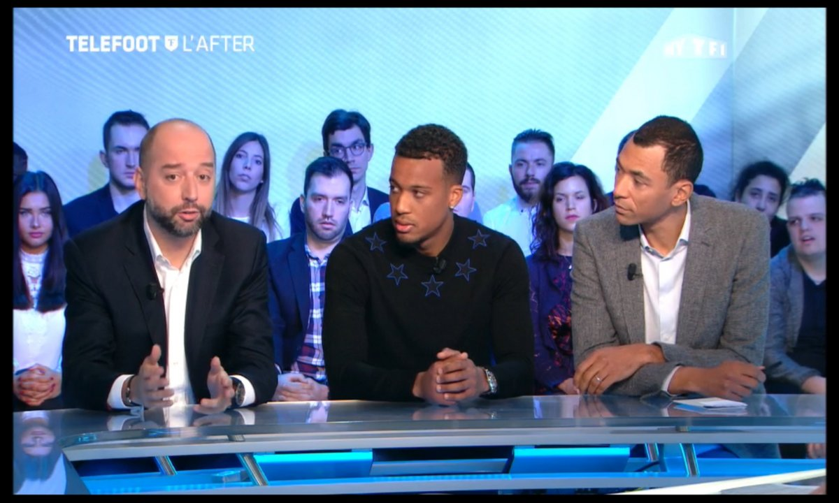 Replay Téléfoot, l'After du 22 janvier 2017