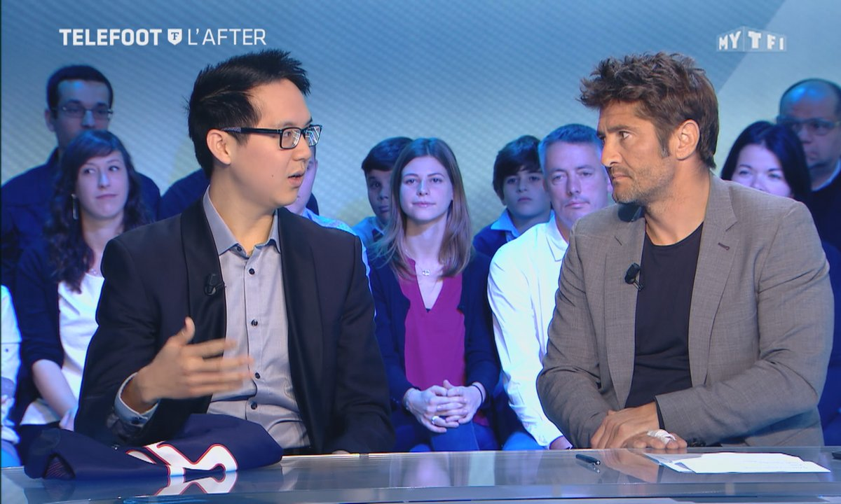 Replay Téléfoot, l'After du 23 octobre 2016