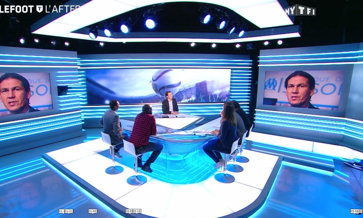 Replay Téléfoot, l'After du 30 octobre 2016