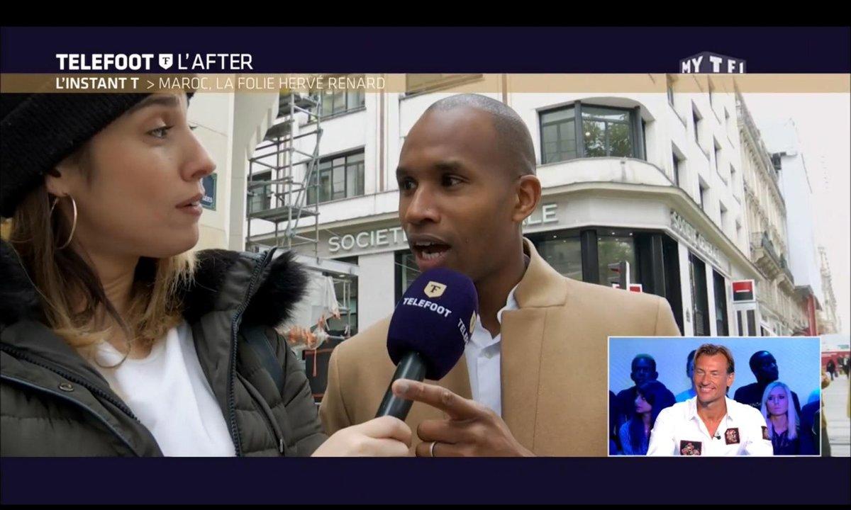 Téléfoot, l'After - L'instant T : Maroc, la folie Hervé Renard