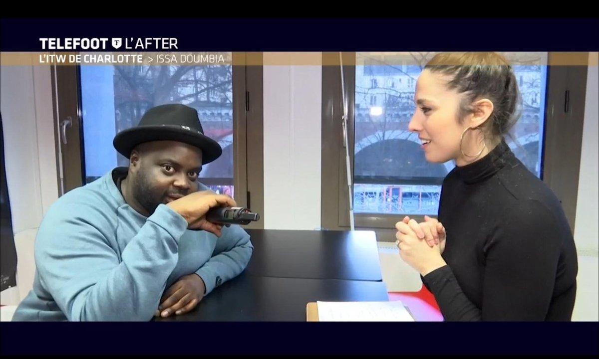 Téléfoot, l'After - L'ITW de Charlotte : Rencontre avec Issa Doumbia