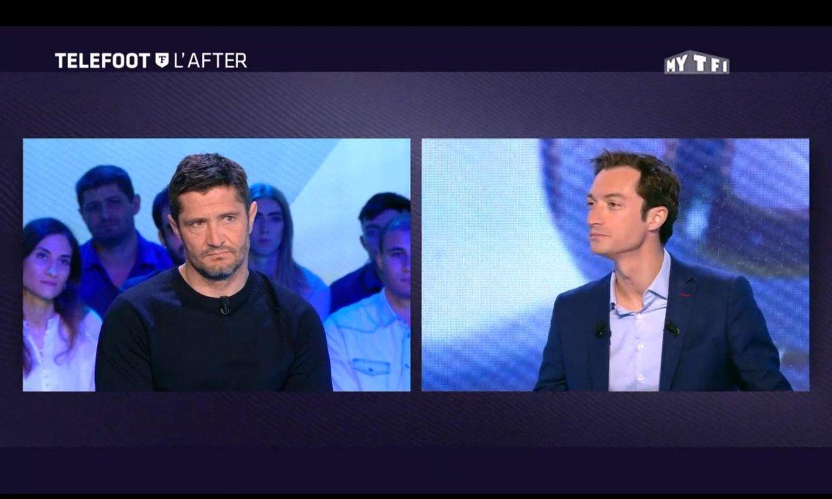 Téléfoot, l'After - L'union sacrée footballeurs-journalistes