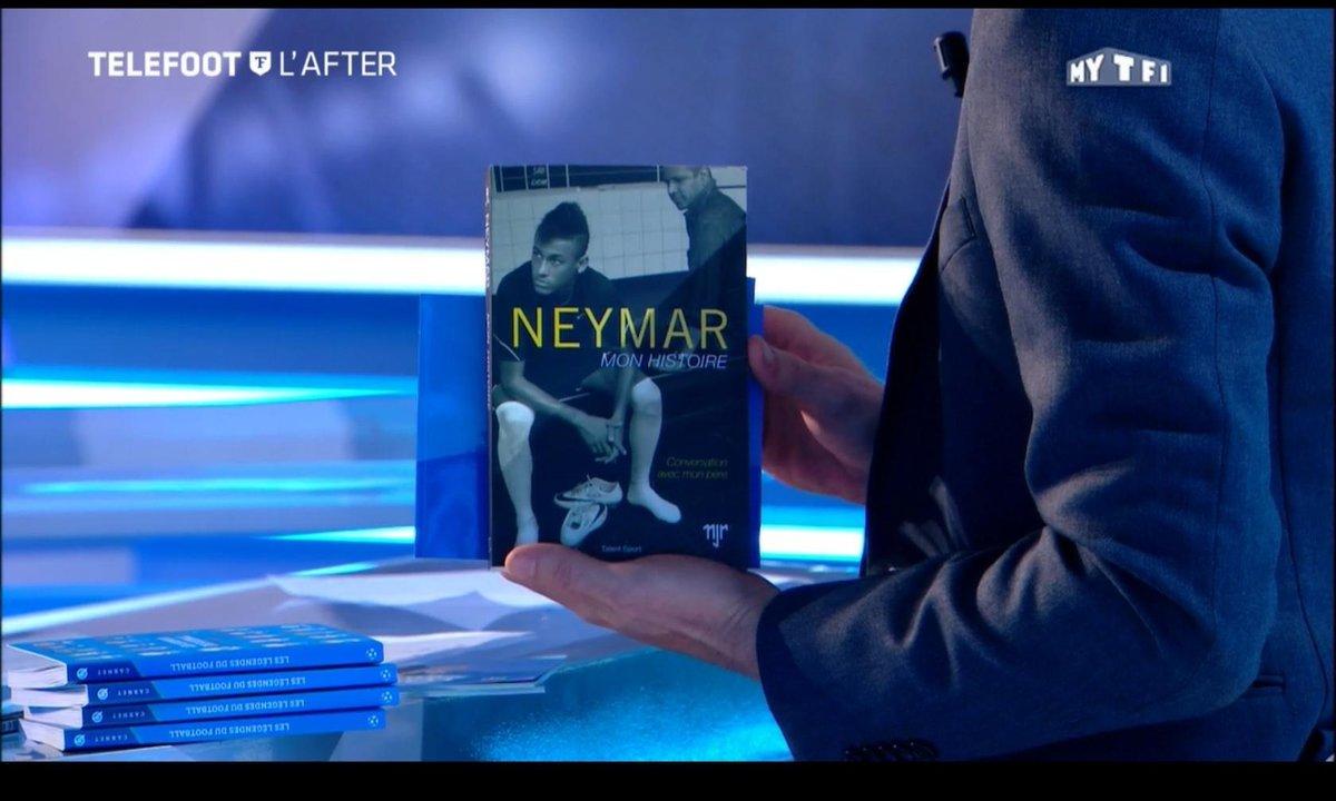 Téléfoot, l'After - Les livres de la semaine : Neymar, Histoire et légendes du foot