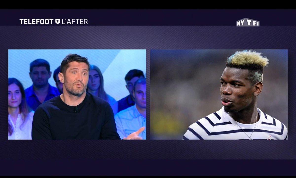 Téléfoot, l'After - Lizarazu et Halilhodzic analysent la saison de Pogba