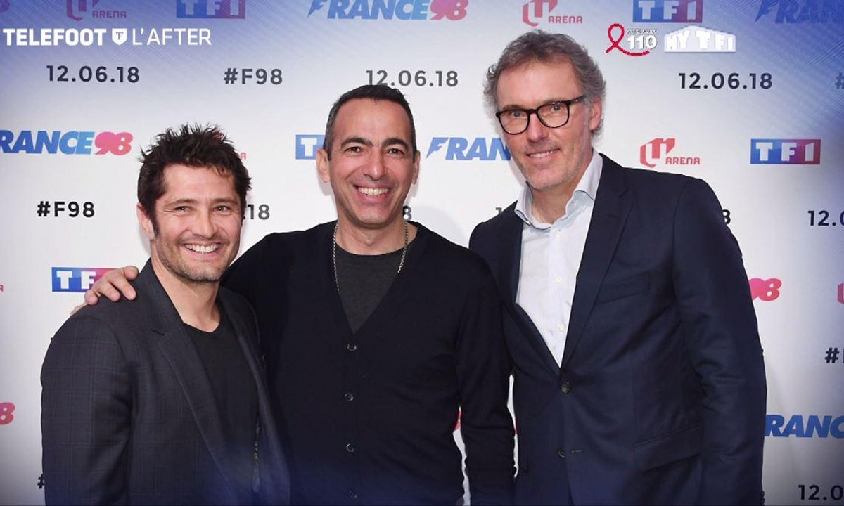 Téléfoot, l'After - Lizarazu raconte l'histoire du match de France 98