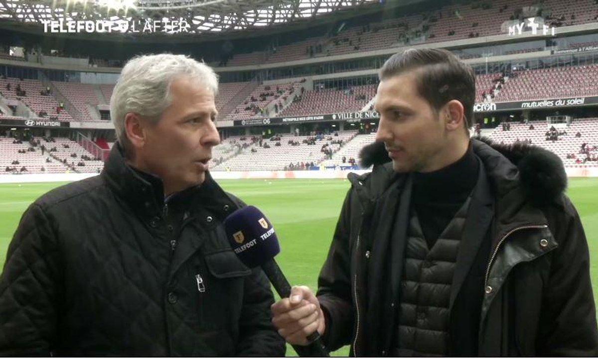 Téléfoot, l'After - Lucien Favre se livre avant Nice - PSG