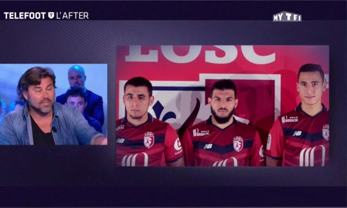 Téléfoot, l'After – La minute belge sur le LOSC et Eden Hazard