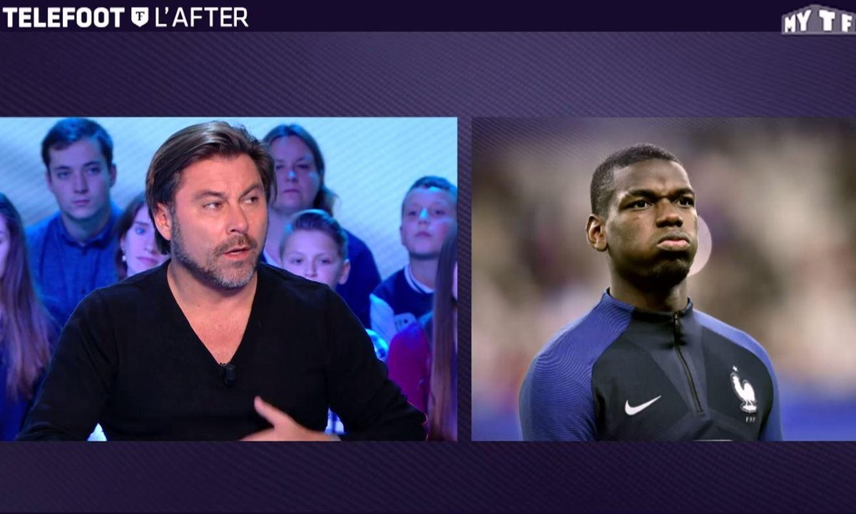Téléfoot, l'After - La Minute belge : Pauwels défend Pogba