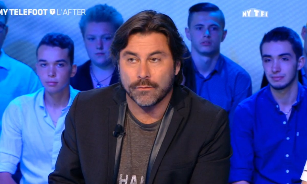 MyTELEFOOT L'After - La très belle déclaration d'amour de Stéphane Pauwels à la France