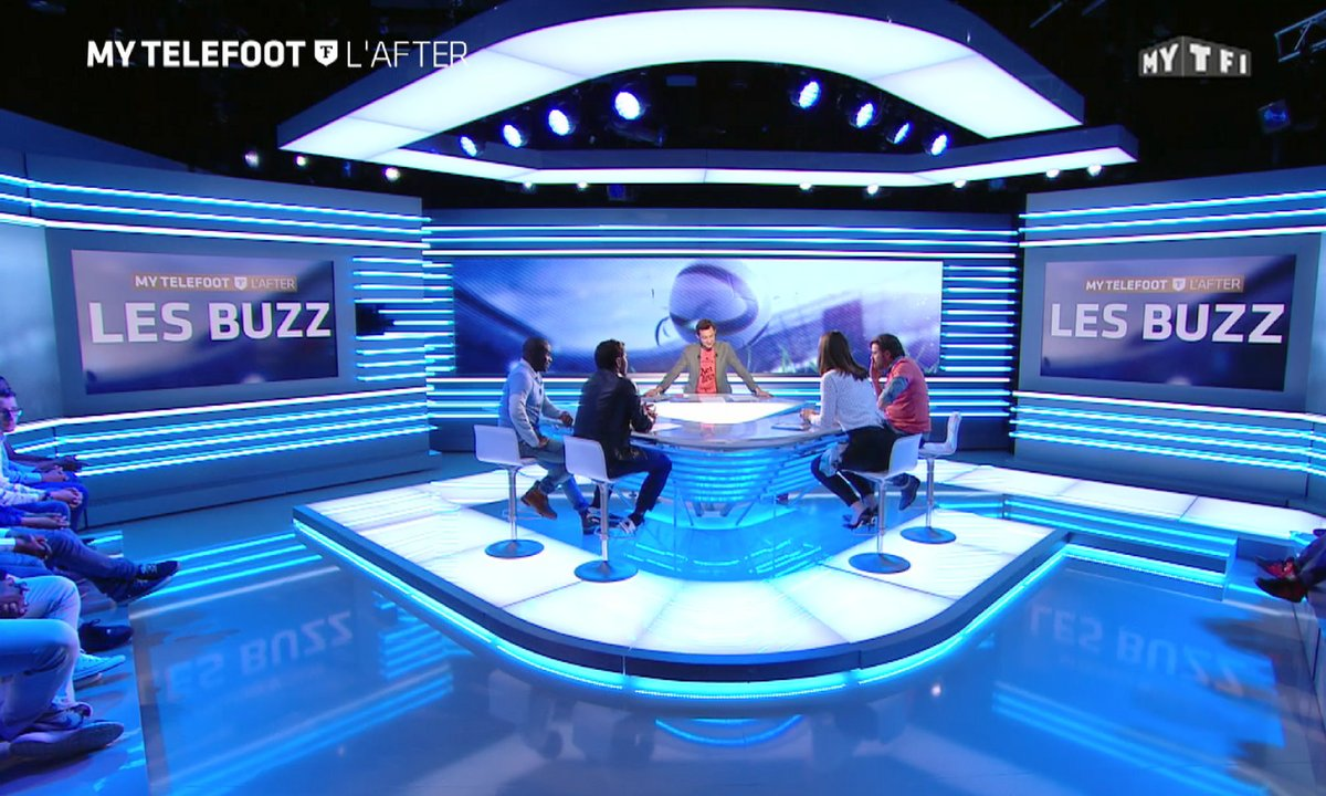Replay MyTELEFOOT L'After 19 juin 2016