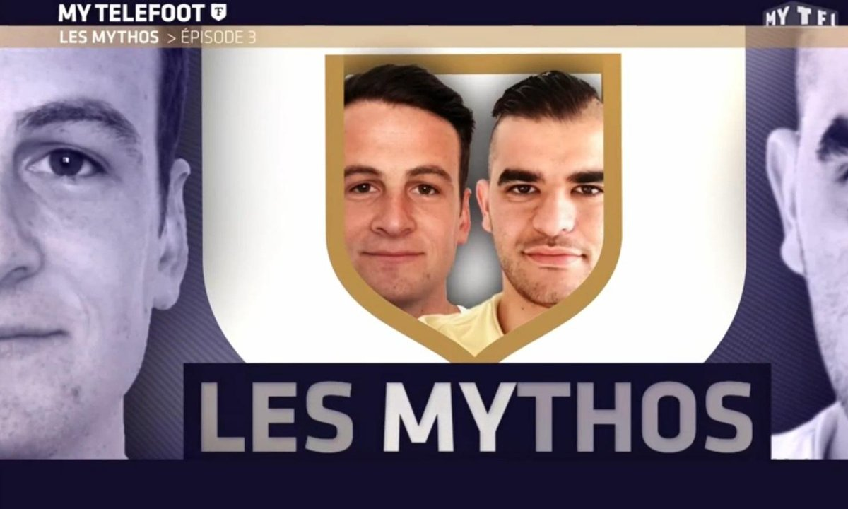 MyTELEFOOT - Les Mythos avec Fournier, Sagnol et Blanc