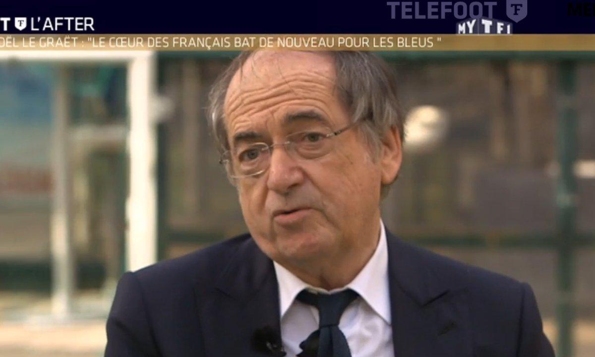 [Exclu] Téléfoot, l'After - Noël Le Graët se confie sur la santé du football français