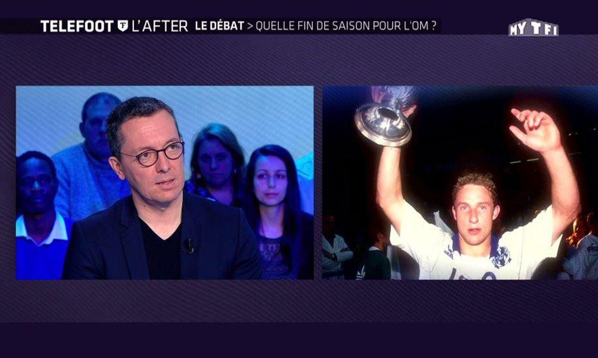 """OM - Eyraud : """"Tout faire pour battre Paris"""" en Coupe de France"""