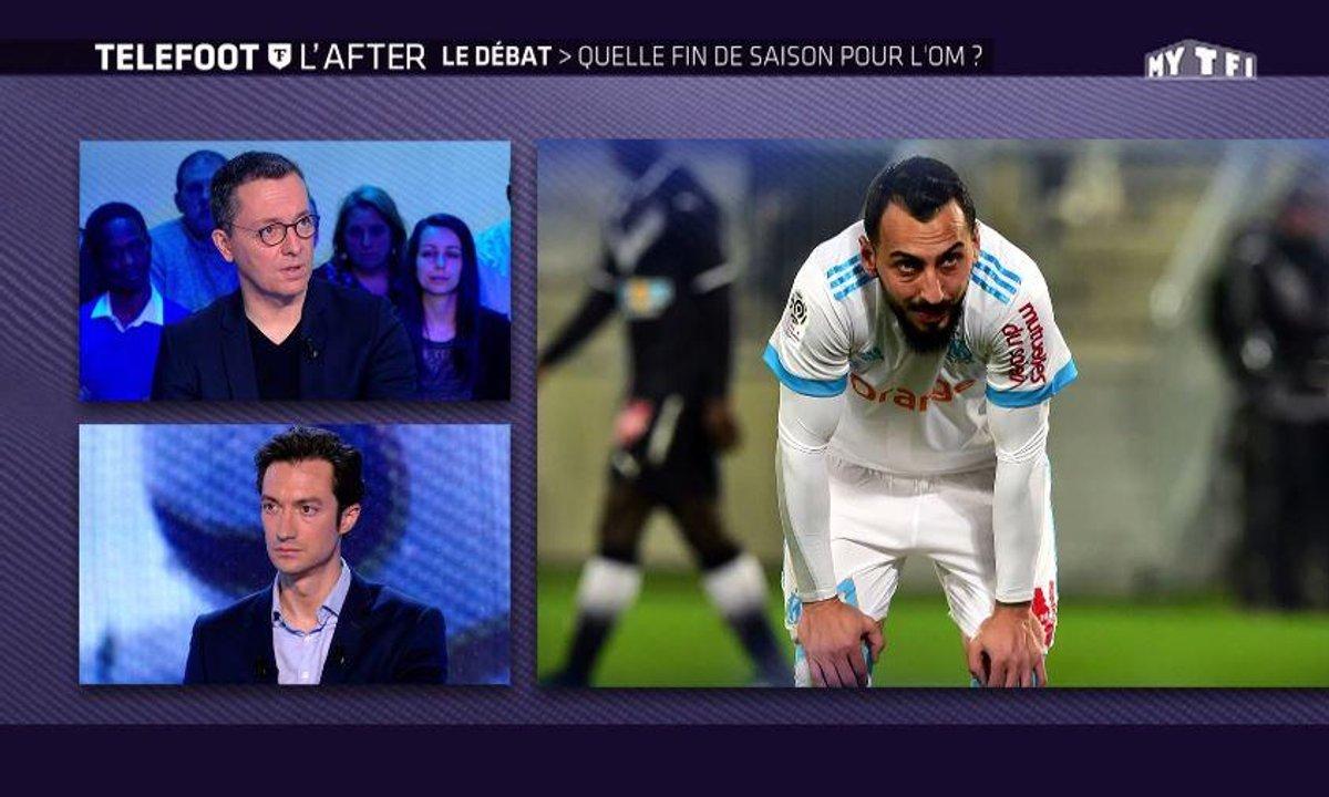 """OM - Eyraud : """"Mitroglou est un attaquant de grande qualité, il va le démontrer"""""""