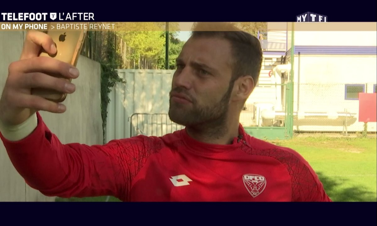 Téléfoot, l'After - On my phone : Baptiste Reynet