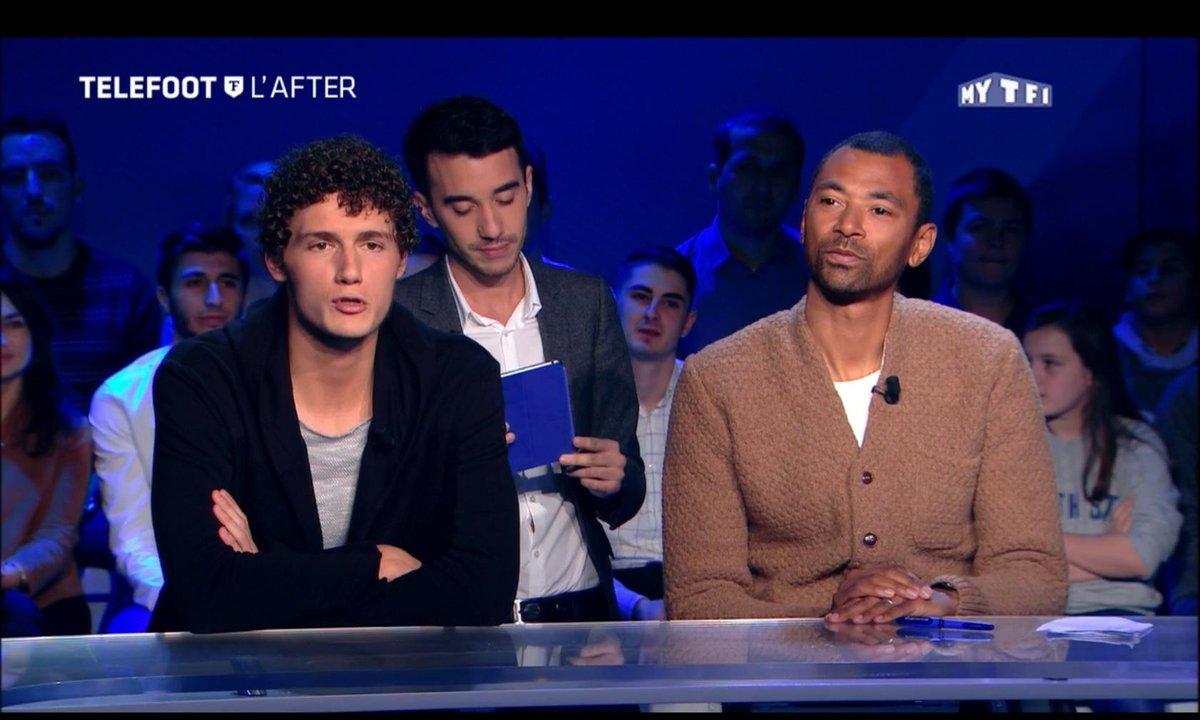 Téléfoot, l'After - Le Oui-Non avec Benjamin Pavard