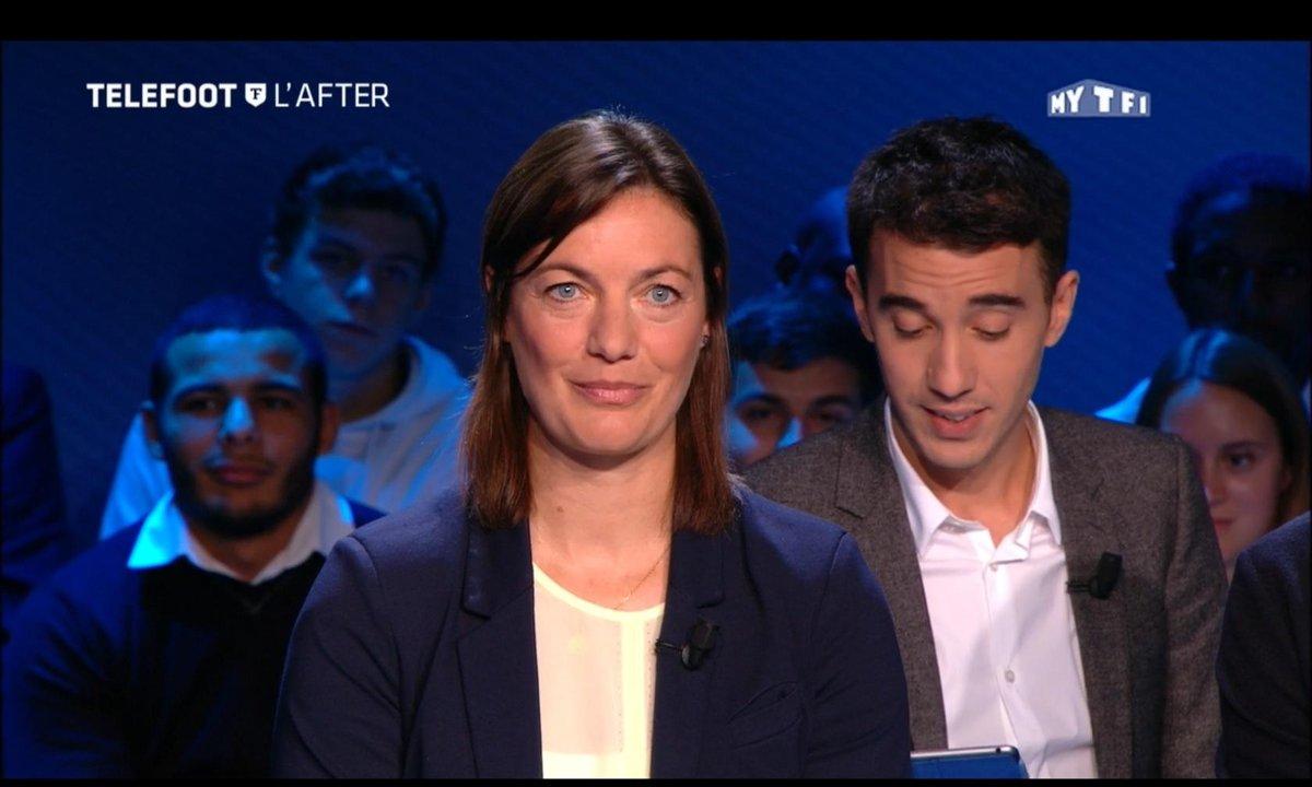 Téléfoot, l'After - Le Oui-Non avec Corinne Diacre
