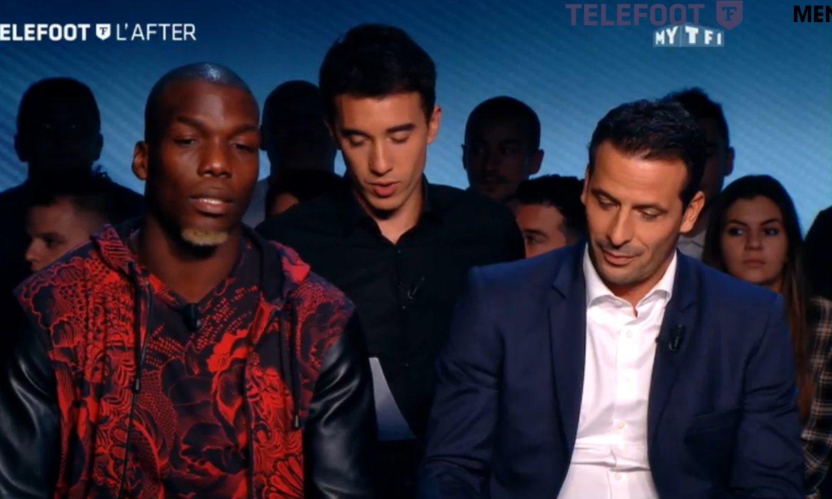 Téléfoot, l'After - Le Oui-Non avec Florentin Pogba et Ludovic Giuly