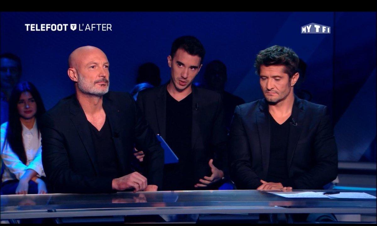 Téléfoot, l'After - Le oui-non avec Frank Leboeuf