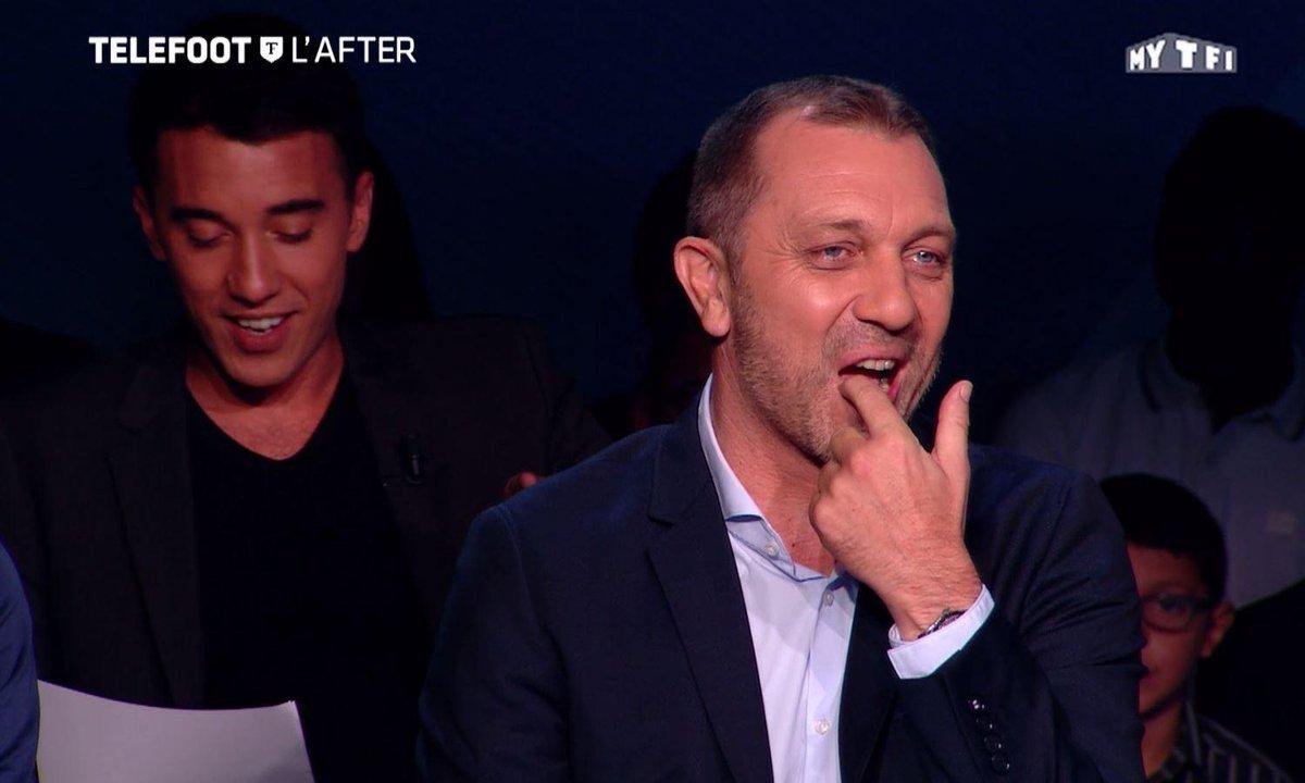 Téléfoot, l'After - Le Oui-Non avec Gravelaine et Le Marchand