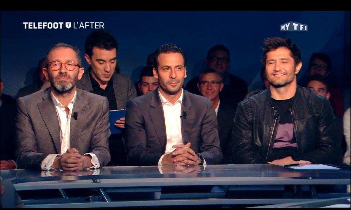 Téléfoot, l'After - Le Oui-Non spécial PSG-Barça avec Marc Ingla, Bixente Lizarazu et Ludovic Giuly