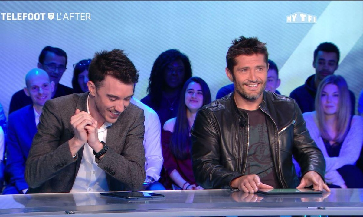"""Téléfoot, l'After - Le """"Tu préfères"""" avec Bixente Lizarazu"""