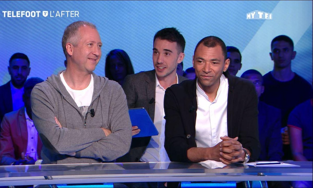 """Téléfoot, l'After - Le """"Tu préfères?"""" avec Vadim Vasilyev"""