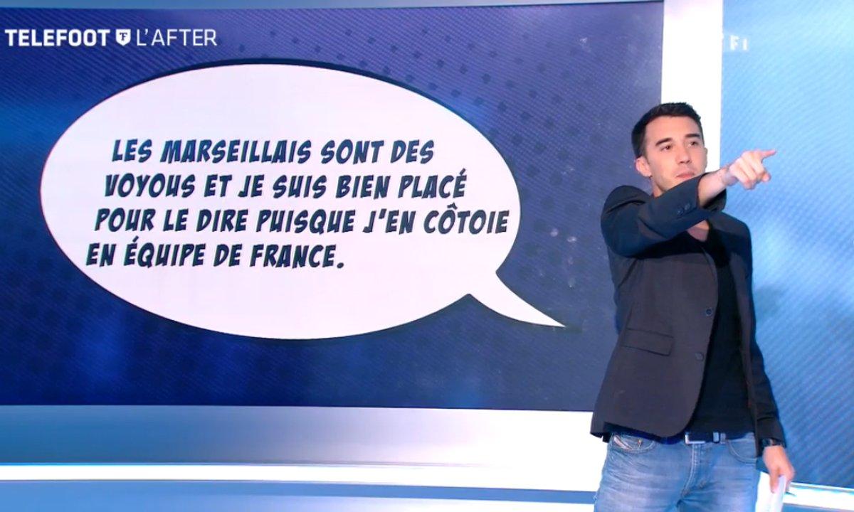 Téléfoot, l'After - PSG-OM : Qui a dit ?