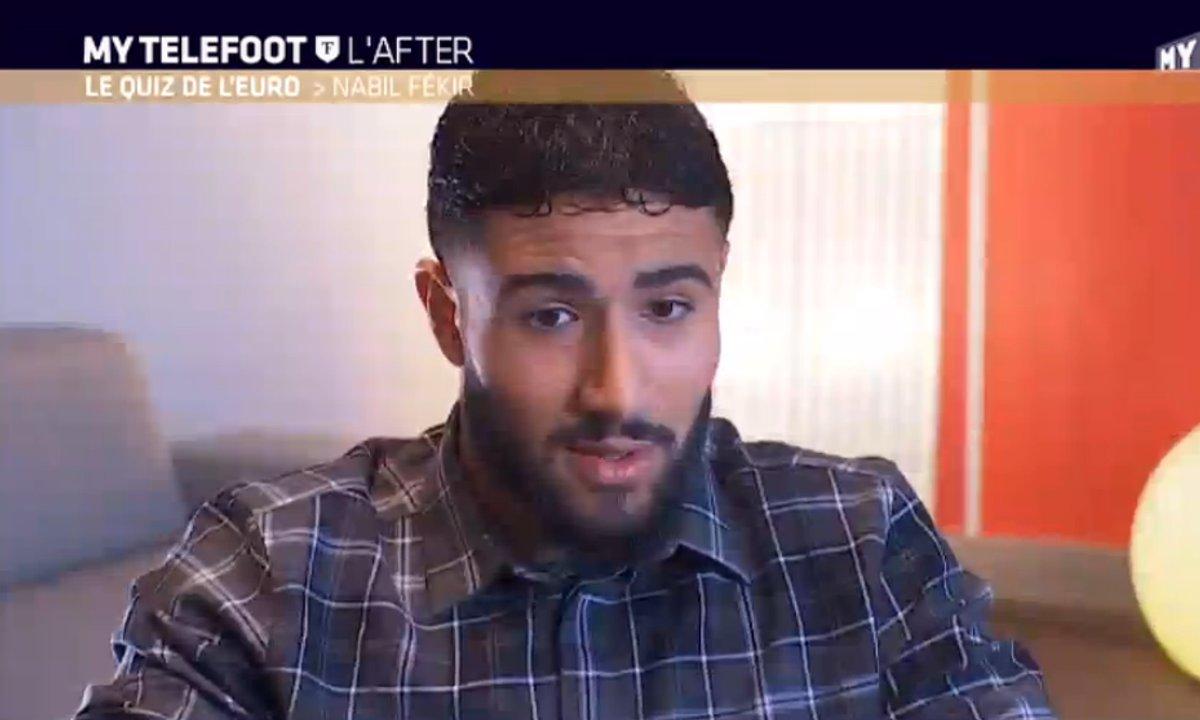 MyTELEFOOT L'After – Le Quiz de l'Euro avec Nabil Fekir