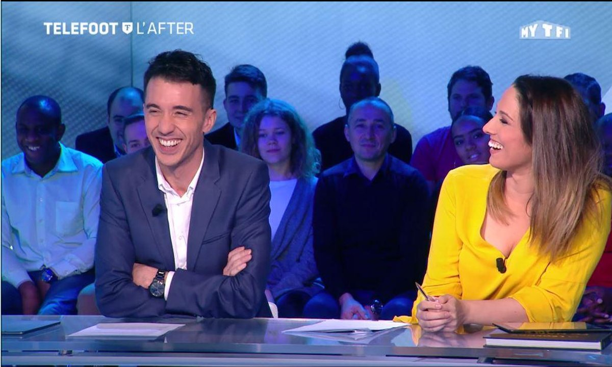 Replay Téléfoot, l'After du 07 janvier 2018
