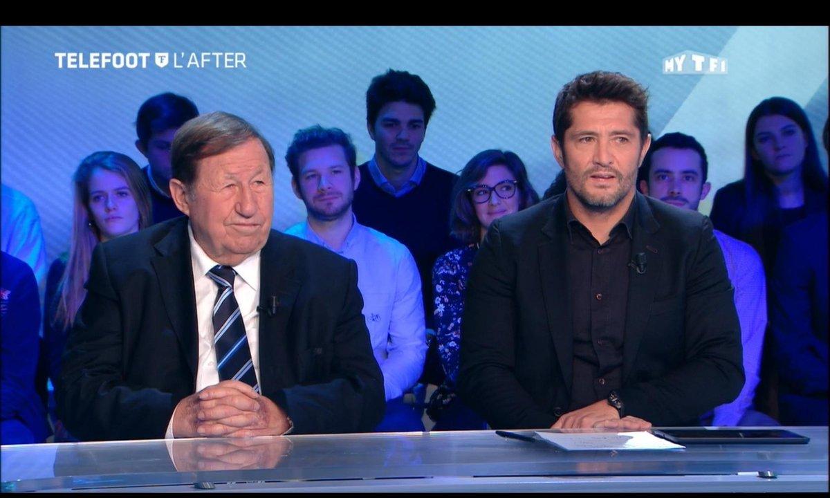Replay Téléfoot, l'After du 10 décembre 2017 avec Guy Roux