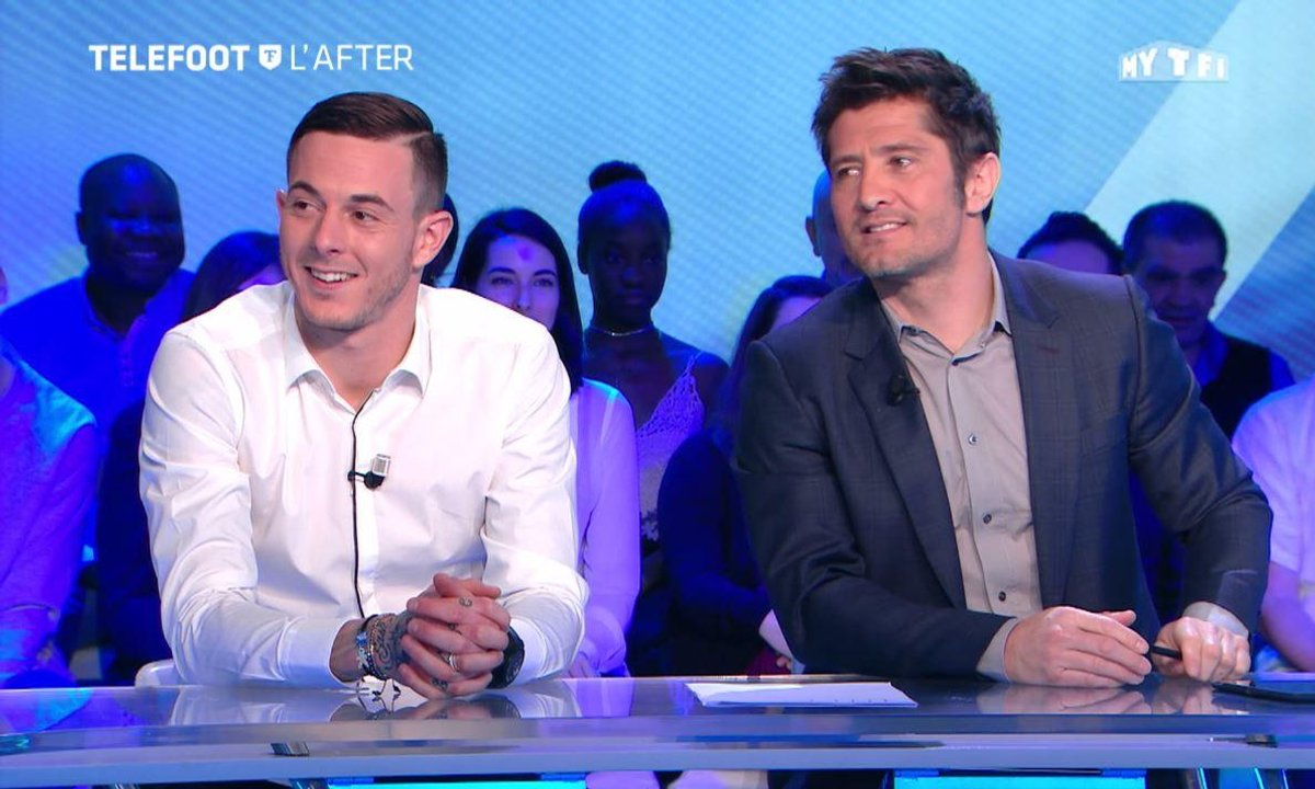 Replay Téléfoot, l'After du 11 mars 2018
