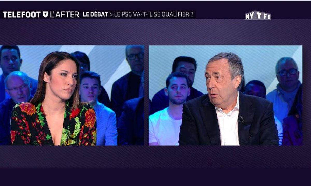 Replay Téléfoot, l'After du 18 février 2018