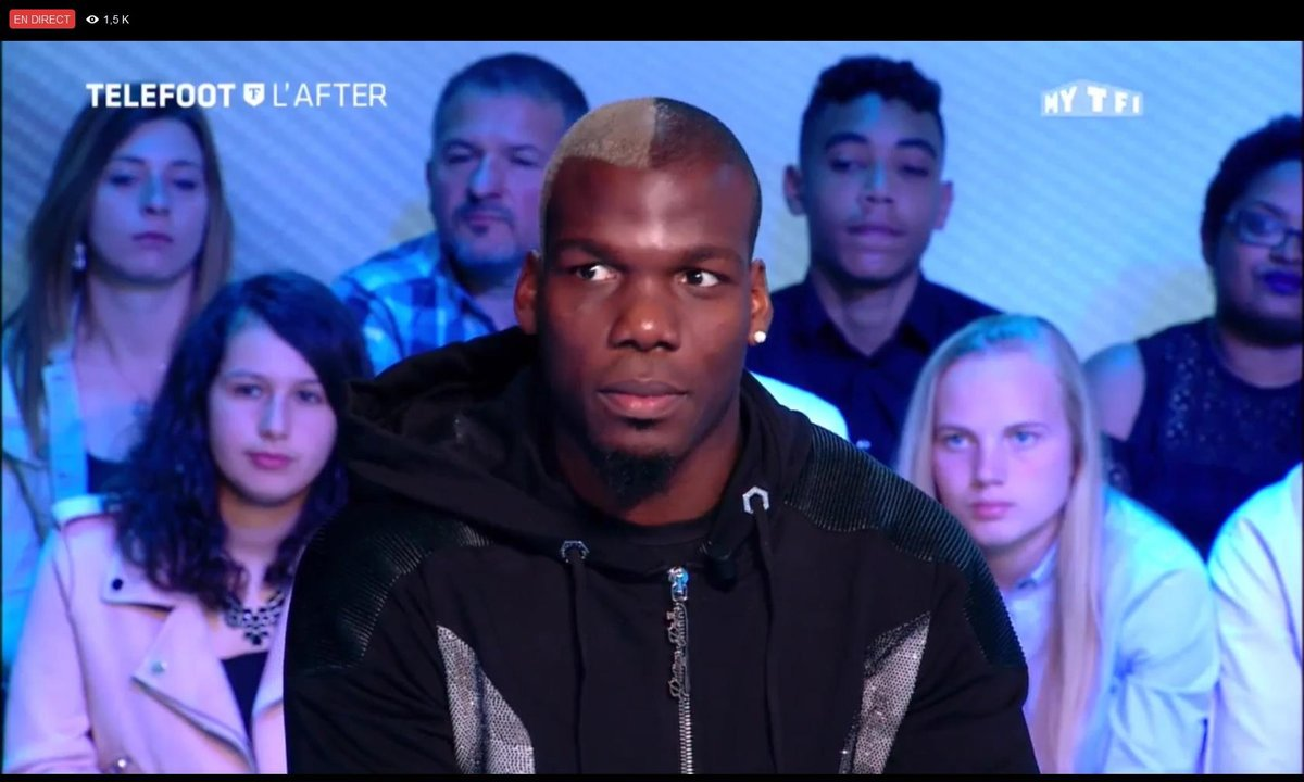 Replay Téléfoot, l'After du 9 avril 2017 avec Mathias Pogba
