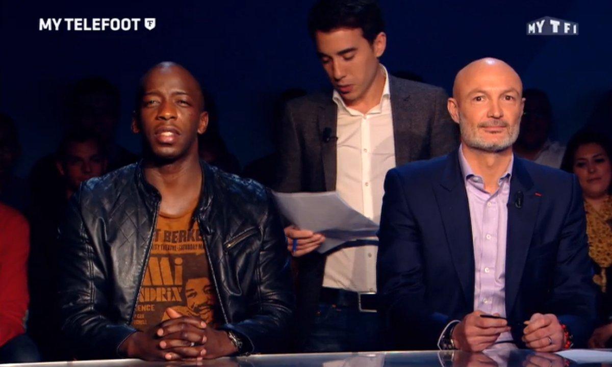 MyTELEFOOT - Souleymane Diawara et Frank Leboeuf soumis au quiz du Oui-Non