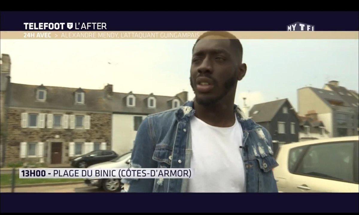 Téléfoot, l'After - 24H avec Alexandre Mendy