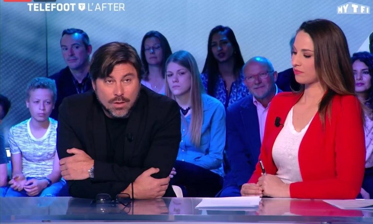 Téléfoot, l'After - La minute belge du 30 Avril
