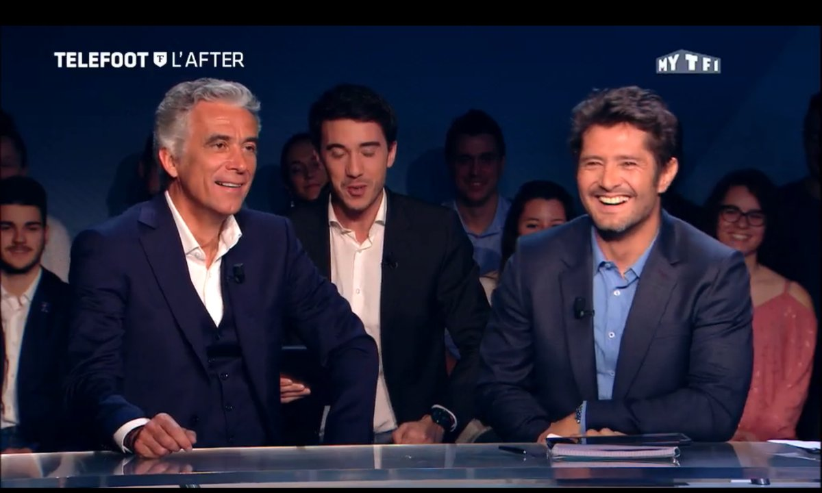 Replay Téléfoot, l'After du 11 décembre 2016