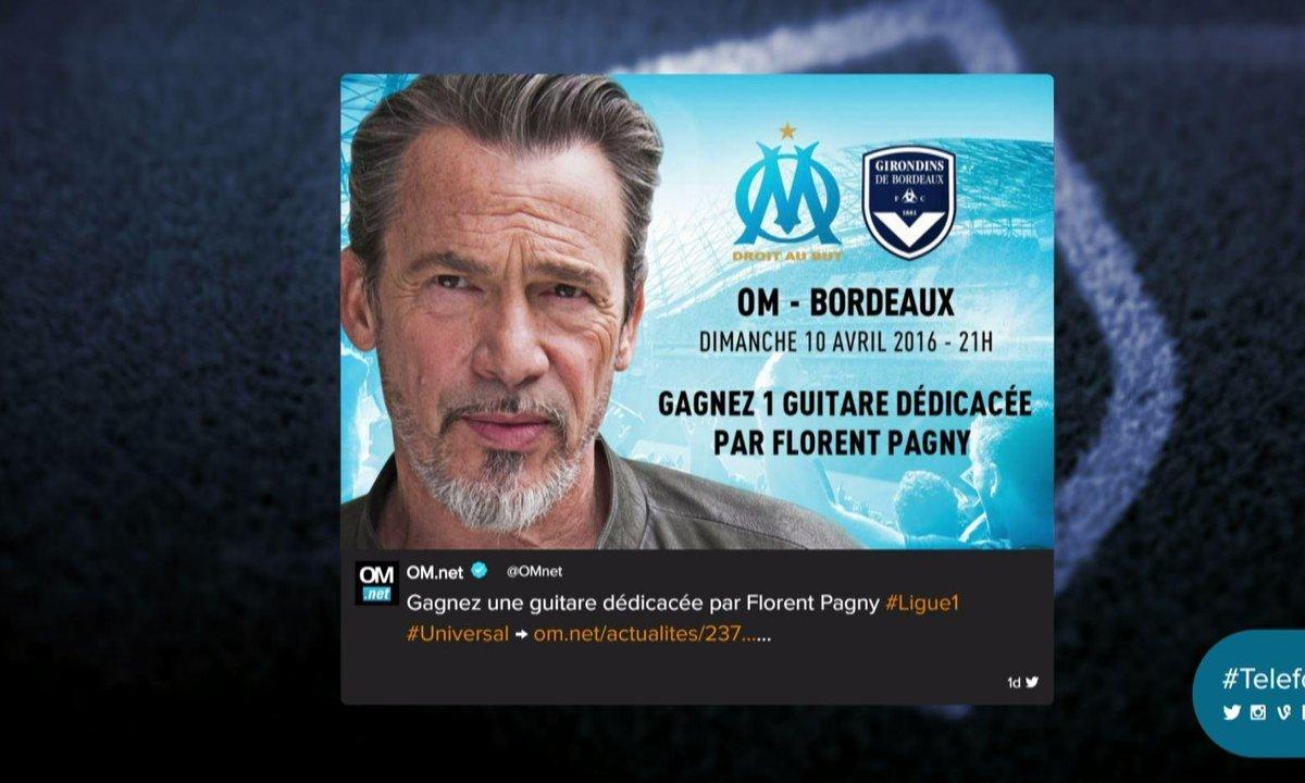 MyTELEFOOT L'After - Les tweets de la semaine : l'OM, Bordeaux et Florent Pagny ?