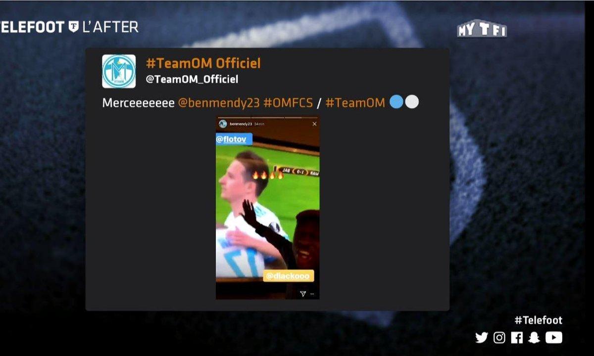 Téléfoot, l'After - Les tweets de la semaine : L'OM et Thomas Meunier !