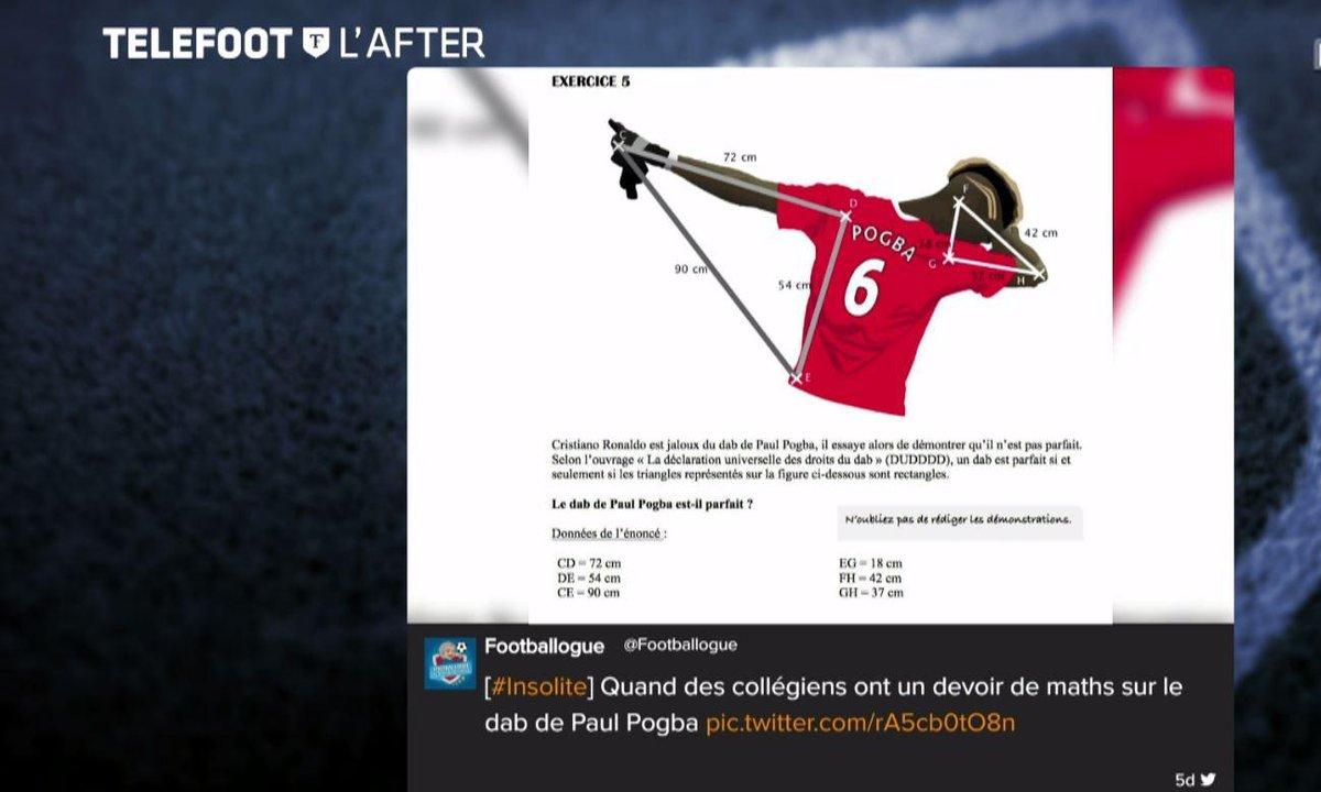 Téléfoot, l'After - Les tweets de la semaine : Pogba, Giroud, Mourinho...