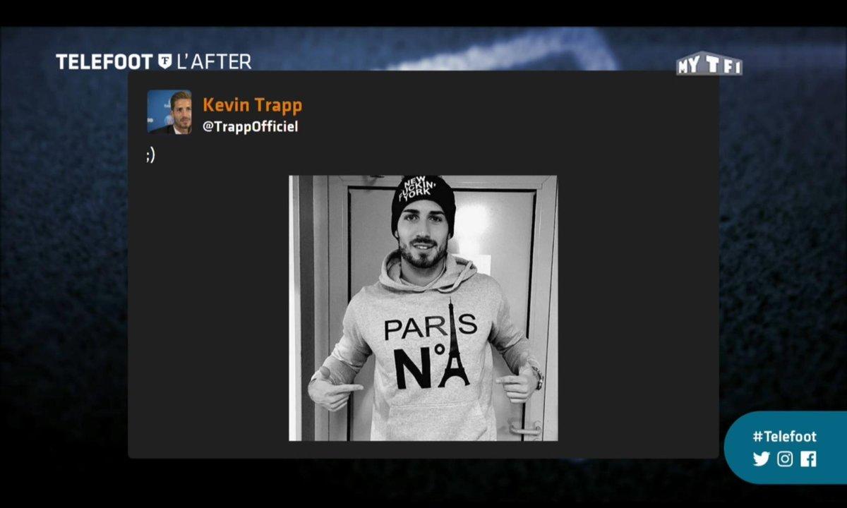Téléfoot, l'After - Les tweets de la semaine : Spécial Kevin Trapp
