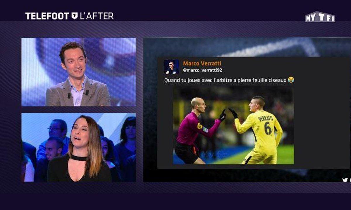 Téléfoot, l'After - Les tweets de la semaine : spécial PSG