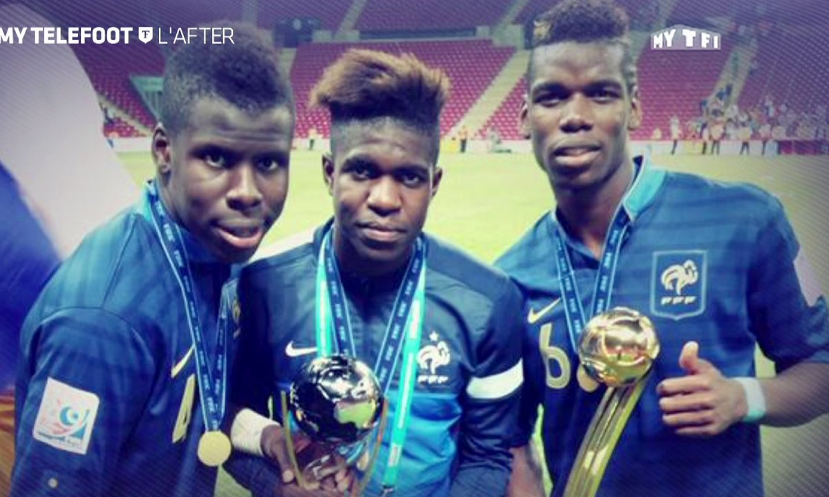 MyTELEFOOT L'After - Les archives : Umtiti champion du monde U20 en 2013