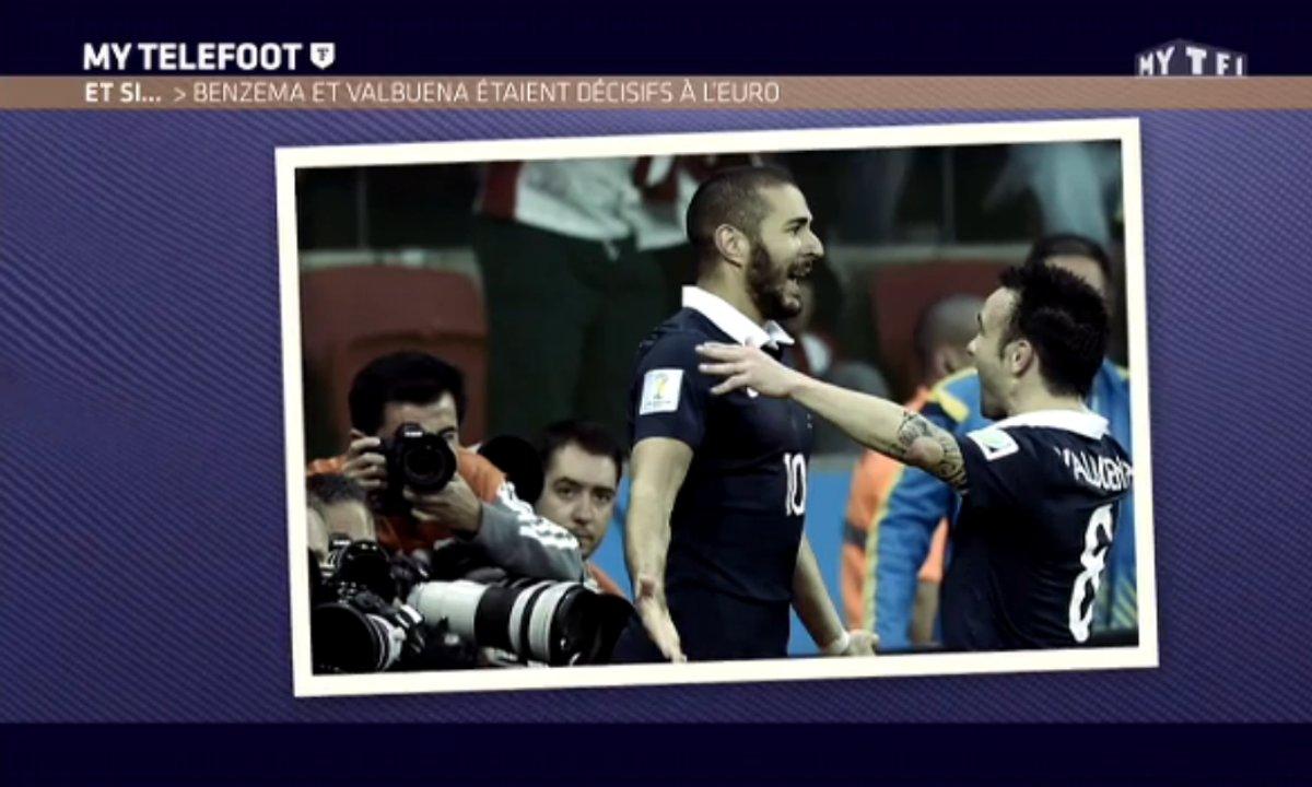 MyTELEFOOT L'After : Et si... Valbuena et Benzema étaient décisifs à l'Euro 2016 ?
