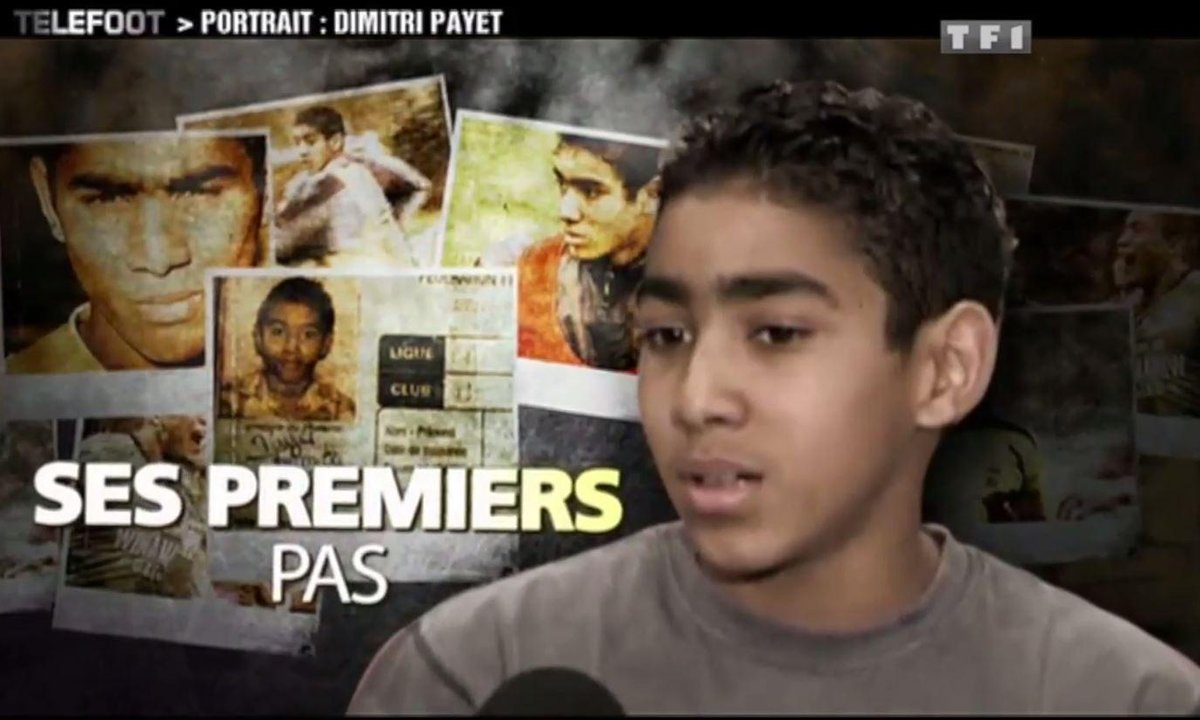 L'Archive du jour : Portrait de Dimitri Payet