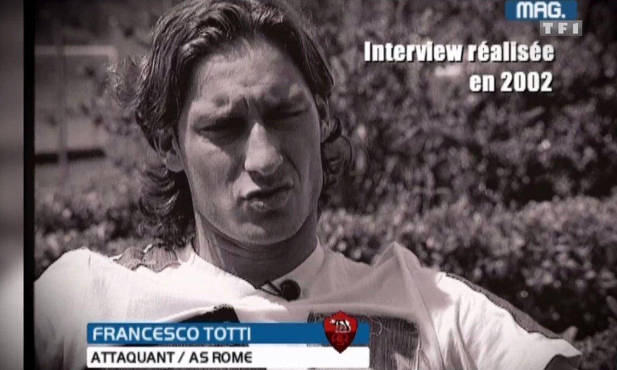L'Archive du jour : Portrait de Francesco Totti