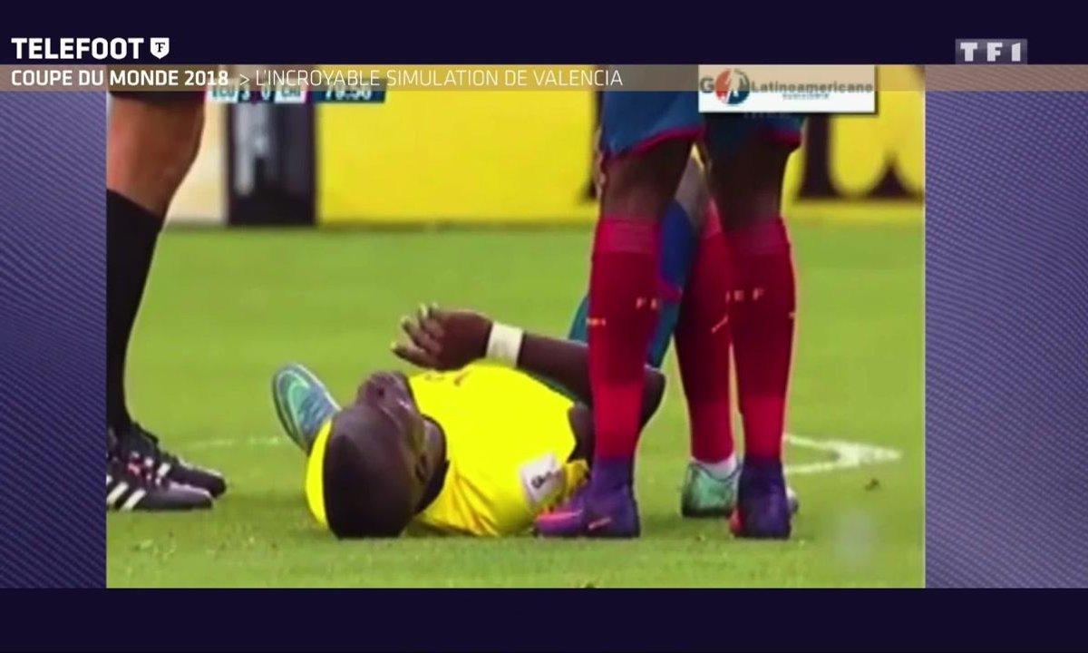 Coupe du monde 2018 : l'incroyable simulation de Valencia