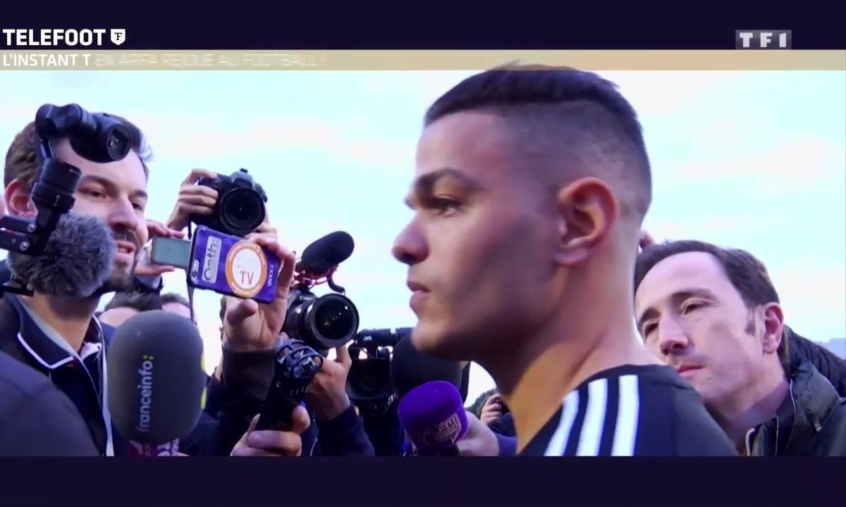 L'instant T : Ben Arfa rejoue au football